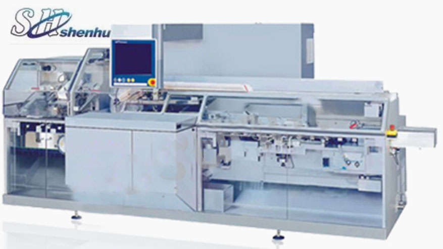 ZH-200 high speed box packing machine