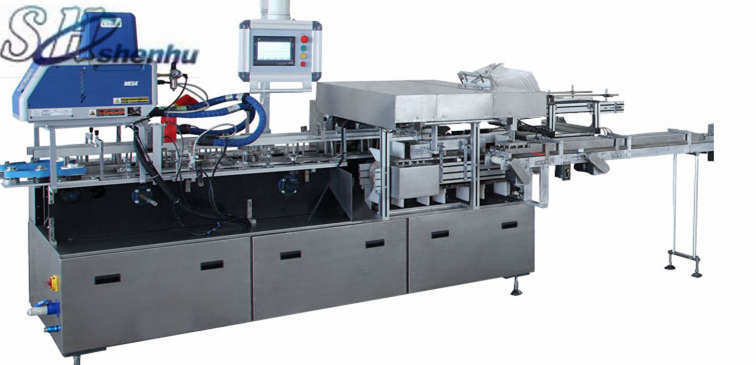 ZH-100 gule sealing box packing machine