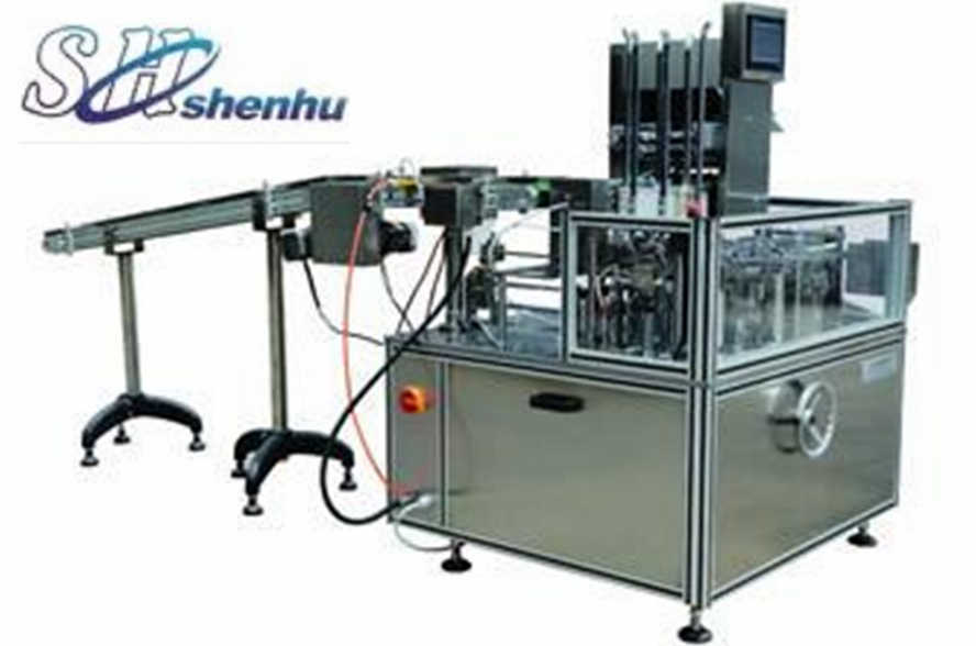 ZH-80 bottles box packing machine