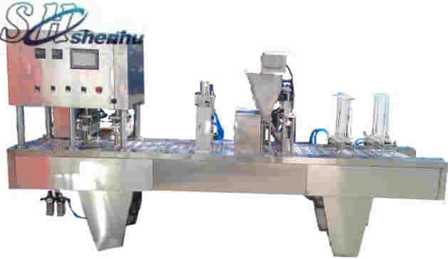 KC-4 K CUP filling sealing machine