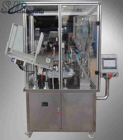 HTGF-50 tube filling sealing machine